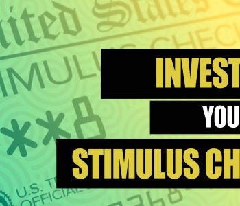 How to Invest Your $1,400 Stimulus Check or Any Check