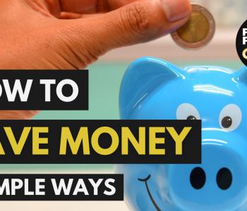 -5 Simple Ways to Save Money